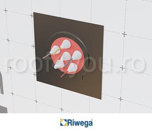 Guler de etansare autoadeziv AIR Stop M-Tec 6 T Riwega 1