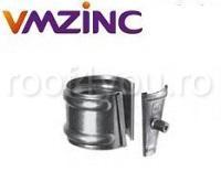 Inel autoblocant Ø100 titan zinc natural Quartz VMZINC 0