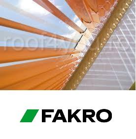Jaluzele  Fakro AJP I  55/78 cu ghidaje laterale 0