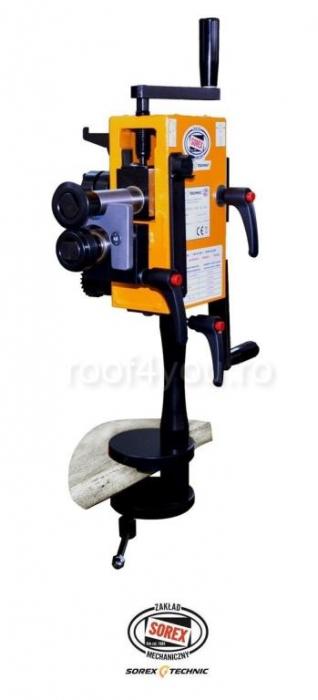 Masina de bordurat tabla Sorex CW-50.70 0