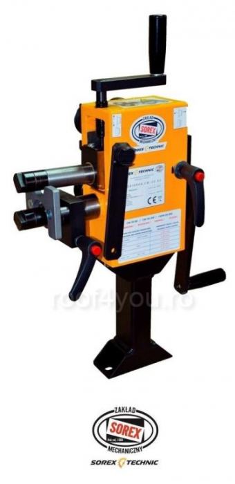 Masina de bordurat tabla Sorex CW-50.70 2