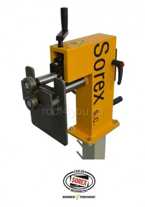 Masina de bordurat tabla Sorex CW-50200 0