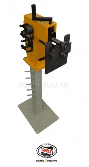 Masina de bordurat tabla Sorex CW-50200 1