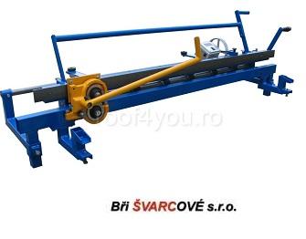 Masina de bordurat tabla TK-1250 Bri Svarcove 9