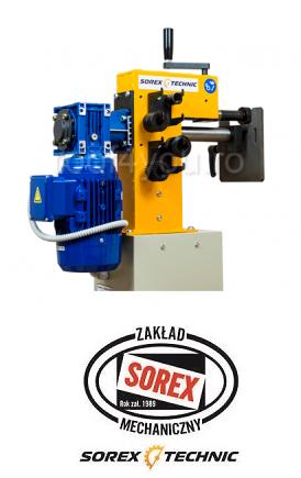 Masina electrica de bordurat tabla Sorex CWM-50250, 075 KW 2