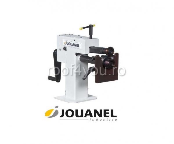Masina manuala de bordurat tabla, otel 1,2 mm, Jouanel 0