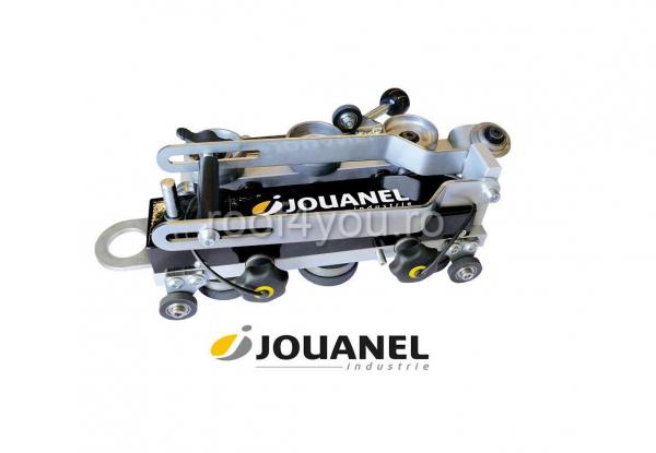 Masina pentru sertizat, lejera, pt pliul 1 si 2, Jouanel 0