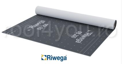 Membrana control vapori Riwega Eurostandard DB 200, 50x1.5=75mp 0