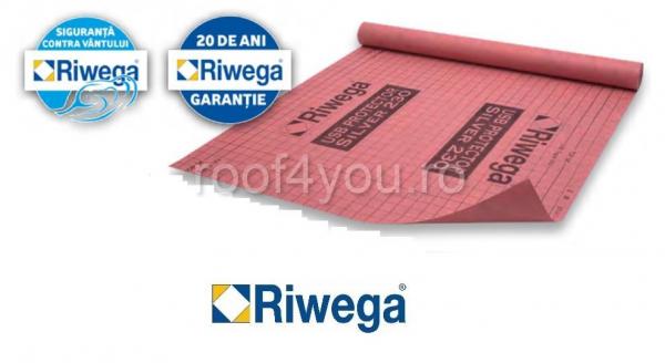 Membrana de difuzie pentru acoperis Riwega USB Protector Silver 230, 40x1.5=60mp [0]