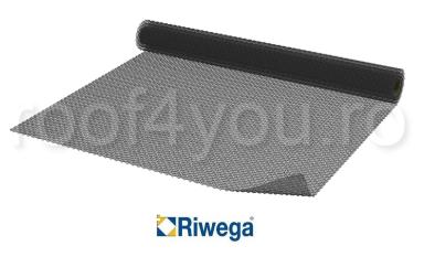 Membrana anticondens Riwega USB Drenlam Bluetech 450 0