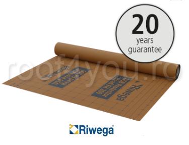 Membrana de difuzie pentru acoperis Riwega USB Protector Head FH 200 SK, 50x1.5=75mp 0