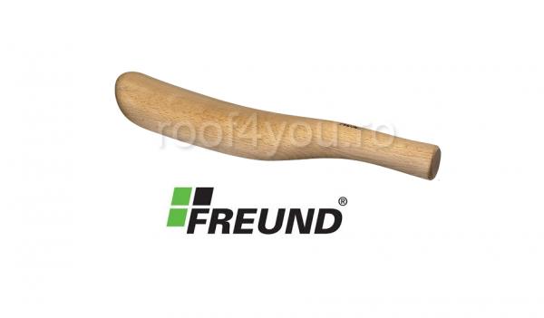 Instrument imbracare plumb, lemn, Freund 0