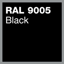 Pachet PARAZAPADA BARA pentru TIGLA METALICA ROOFS / RAL 9005 5