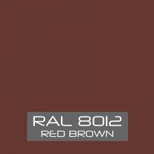Pachet PARAZAPADA BARA pentru TABLA FALTUITA ROOFS / RAL 8012 6