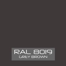 Pachet PARAZAPADA BARA pentru TIGLA CERAMICA / BETON ROOFS / RAL 8019 5