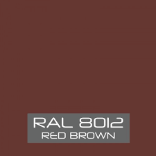 Pachet PARAZAPADA GRILAJ pentru TABLA FALTUITA ROOFS / RAL 8012 4