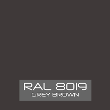Pachet PARAZAPADA GRILAJ pentru TABLA FALTUITA ROOFS / RAL 8019 4
