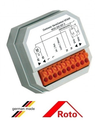 Panou emisie-receptie Roto ZEL STG FEP 230V 0