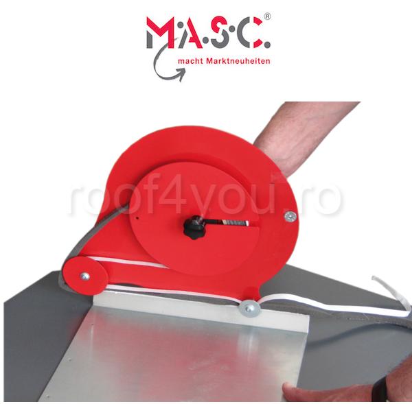 DIspozitiv de aplicat banda de etansare MASC , 320 mm x 75 mm x 270 mm 0