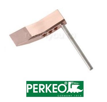 Ciocan cositor in forma de ciocan arcuit din cupru PERKEO, 500 g [0]