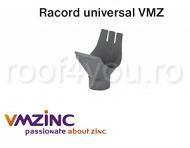Racord jgheab burlan Ø100 titan zinc natural Vmzinc [1]