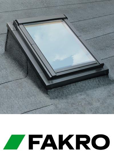 Rama de etansare FAKRO EFW  55/78 sistem pentru acoperis terasa [0]