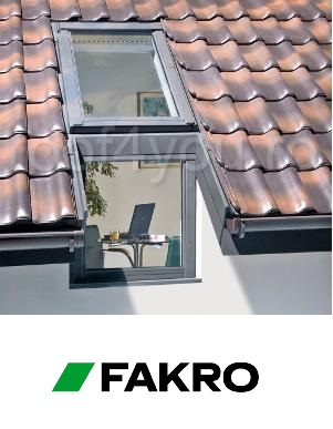 Rama de etansare individuala Fakro EUV/B  78/98 destinata ferestrelor atic [0]