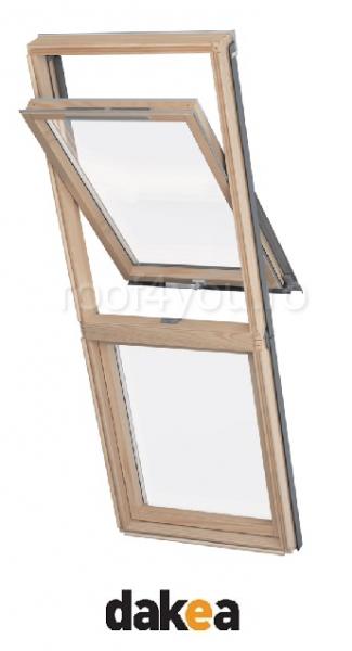 Rama de etansare plana 78/98 pentru fereastra de mansarda fixa DAKEA KSI [0]