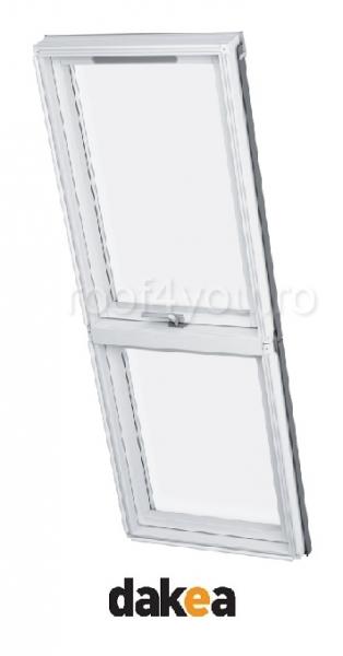 Rama de etansare plana 78/98 pentru fereastra de mansarda fixa DAKEA KSI [1]