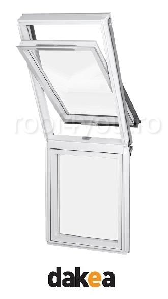 Rama de etansare universala 78/98 pentru fereastra verticala fixa DAKEA KUN [1]