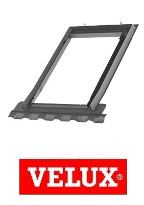 Rama Velux EDN 2000, 66/118 - pentru invelitori plate 0