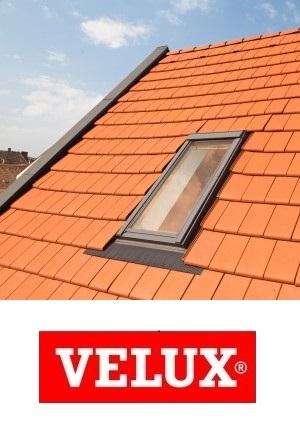 Rama Velux EDT 2000, 114/140 - pentru invelitori plate 3