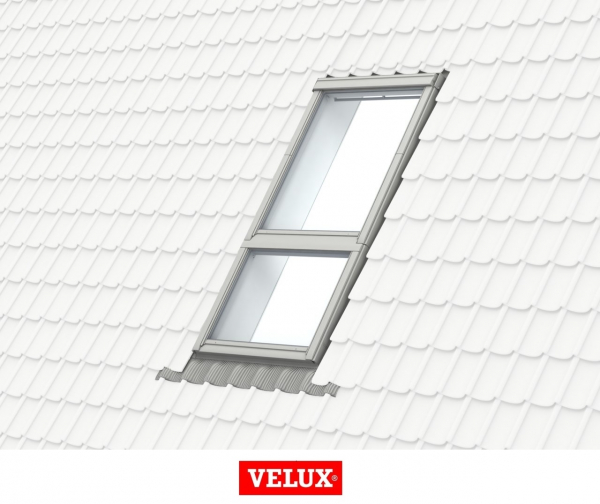 Rama Velux EFW 0012, 78/140 - pentru invelitori ondulate [2]