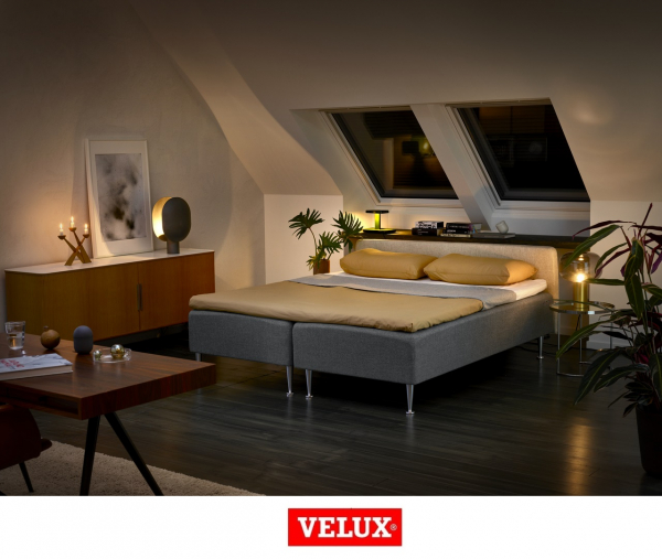 Roleta exterioara electrica 114/118 Velux SML Creativ 3
