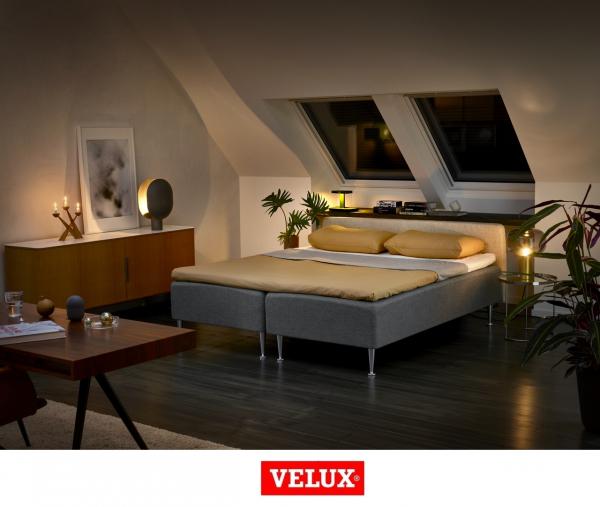 Roleta exterioara electrica 114/140 Velux SML Creativ 3