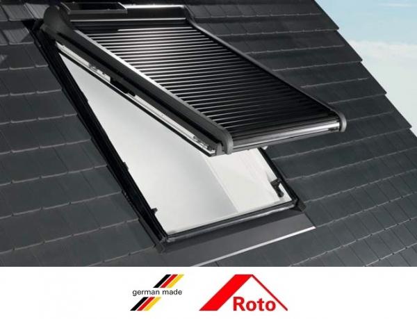 Roleta exterioara electrica ZRO EF, 54/78, actionare prin telecomanda 1
