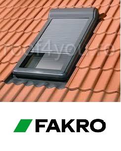 Roleta exteriora Fakro ARZ Z-Wave  55/78 0