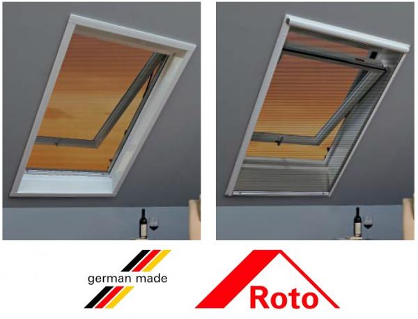 Roto R3, 54/98, toc din lemn, izolatie WD, deschidere stanga sau dreapta 6