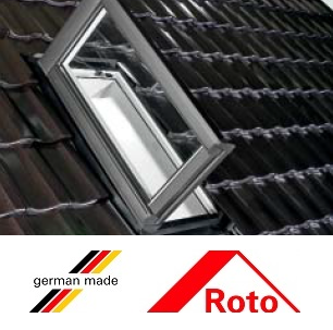 Roto R3, 54/98, toc din lemn, izolatie WD, deschidere stanga sau dreapta 1