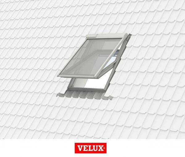 Rulou exterior parasolar Velux Standard MSL, Gri 4
