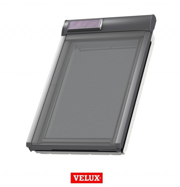 Rulou exterior parasolar Velux Standard MSL, Gri 0