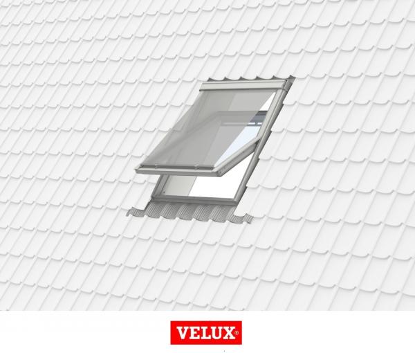 Rulou exterior parasolar Velux Standard MHL, 55/98, Gri [3]