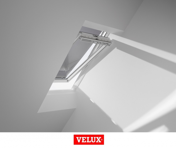 Rulou exterior parasolar Velux Standard MHL, 66/98, Gri 1