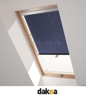 Rulou Transparent 55/98 DAKEA RHA 1
