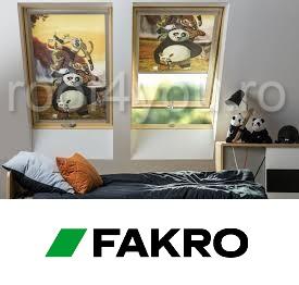 Rulouri opace Fakro ARF KP3  55/78 Colectia DreamWorks Kung Fu Panda 0