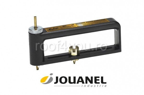 Dispozitiv pentru taiat circular, antrenat de masina de gaurit, diam. max. 304 mm, Jouanel 0