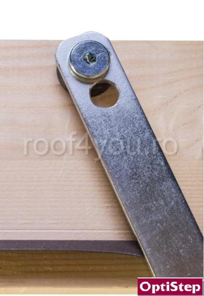 Scara pod modulara din lemn 60/120 OptiStep OLB Basic [1]