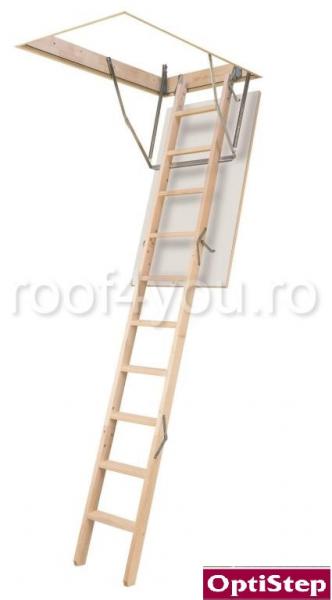 Scara pod modulara din lemn 60/120 OptiStep OLB Basic [0]