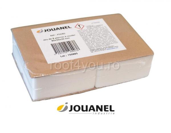 Set de 8 bucati decapant solid, (80x50x20) , Jouanel 0