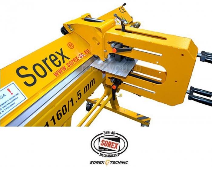 Sistem bordurare Sorex Profilarka P-300 [0]